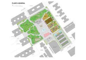Plano Planta general