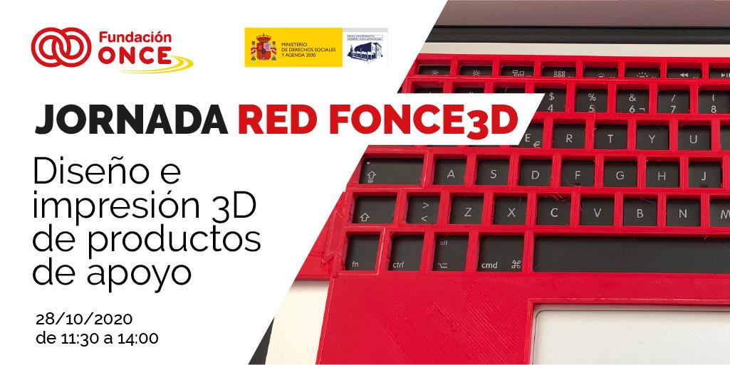 Diseño e impresión 3D de productos de apoyo
