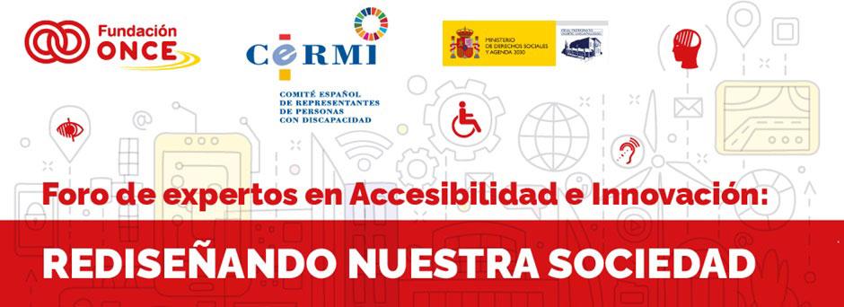 Foro de Expertos en Accesibilidad e Innovación