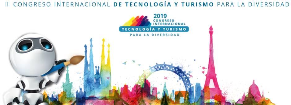 Congreso Tecnología y Turismo para la diversidad 2019